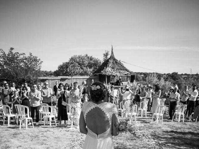 Le mariage de Vincent et Emeline à Volesvres, Saône et Loire 40