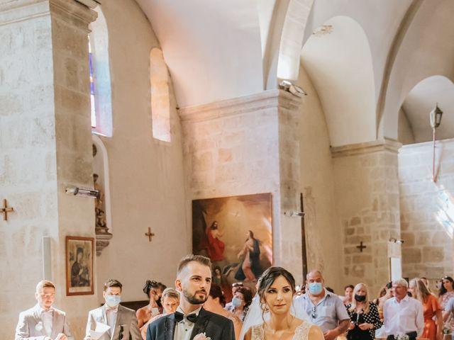 Le mariage de Anthony et Mathilde à Istres, Bouches-du-Rhône 10
