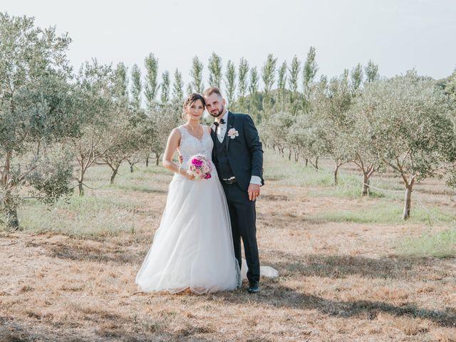 Le mariage de Mathilde et Anthony