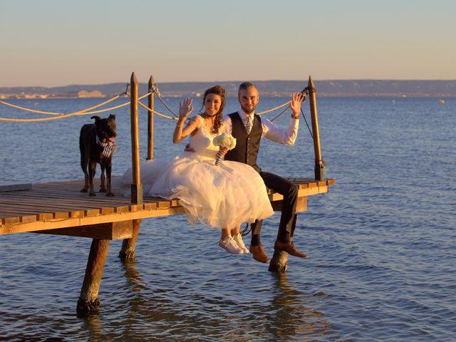 Le mariage de Olivier et Cindy à Rognac, Bouches-du-Rhône 26