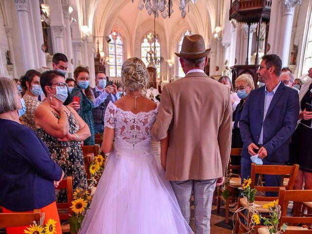 Le mariage de Antoine et Adeline à Thérouanne, Pas-de-Calais 7