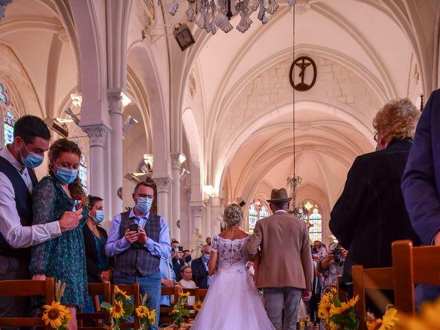 Le mariage de Antoine et Adeline à Thérouanne, Pas-de-Calais 8