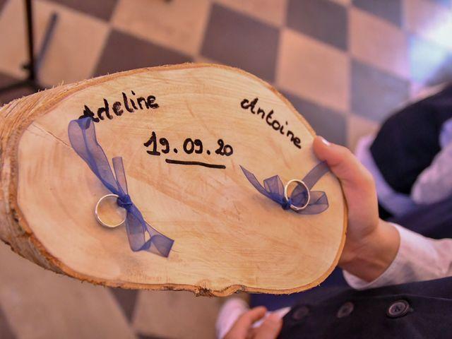 Le mariage de Antoine et Adeline à Thérouanne, Pas-de-Calais 2