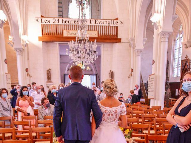 Le mariage de Antoine et Adeline à Thérouanne, Pas-de-Calais 9