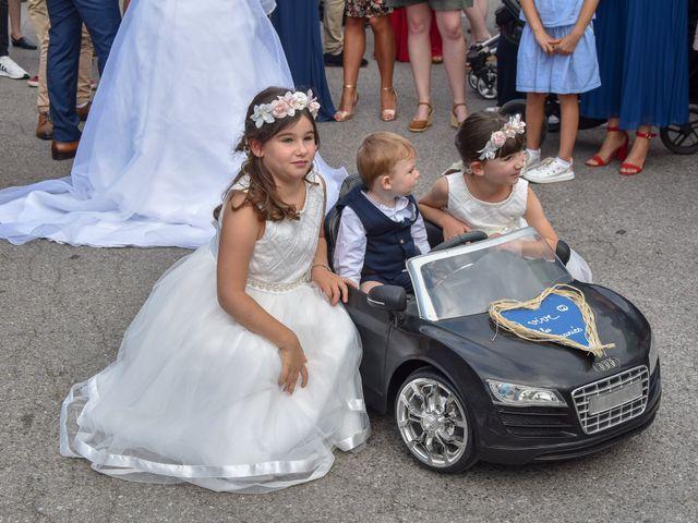 Le mariage de Antoine et Adeline à Thérouanne, Pas-de-Calais 10