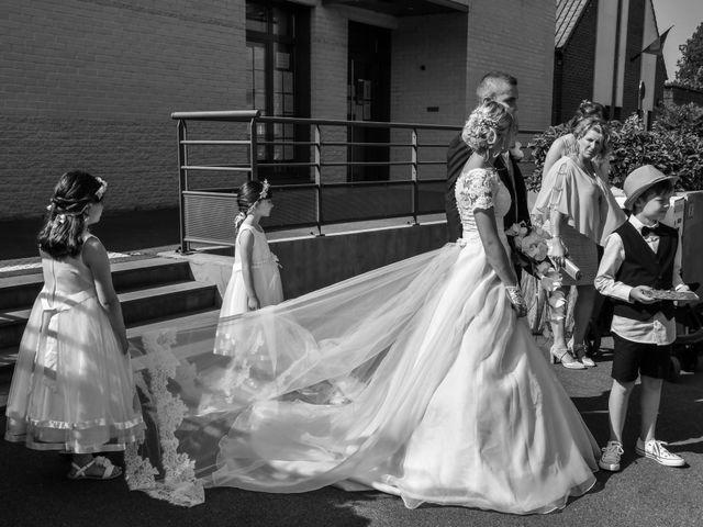 Le mariage de Antoine et Adeline à Thérouanne, Pas-de-Calais 17