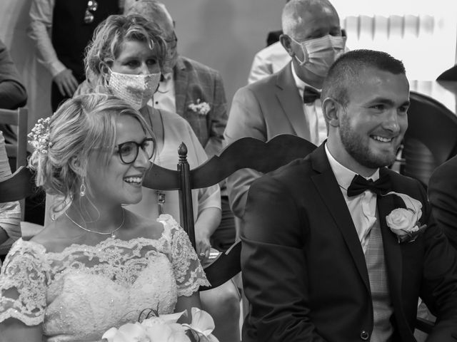 Le mariage de Antoine et Adeline à Thérouanne, Pas-de-Calais 18
