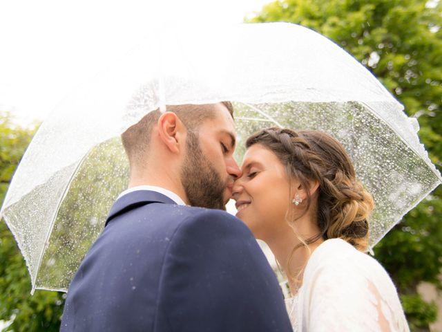 Le mariage de Adeline et Thomas