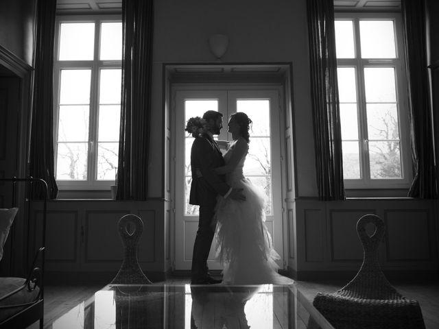Le mariage de Florian et Priscilla à Pont-de-Pany, Côte d'Or 6