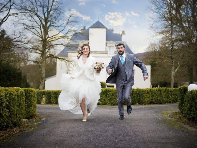 Le mariage de Florian et Priscilla à Pont-de-Pany, Côte d'Or 9