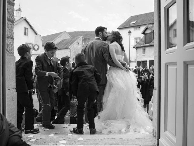 Le mariage de Florian et Priscilla à Pont-de-Pany, Côte d'Or 16