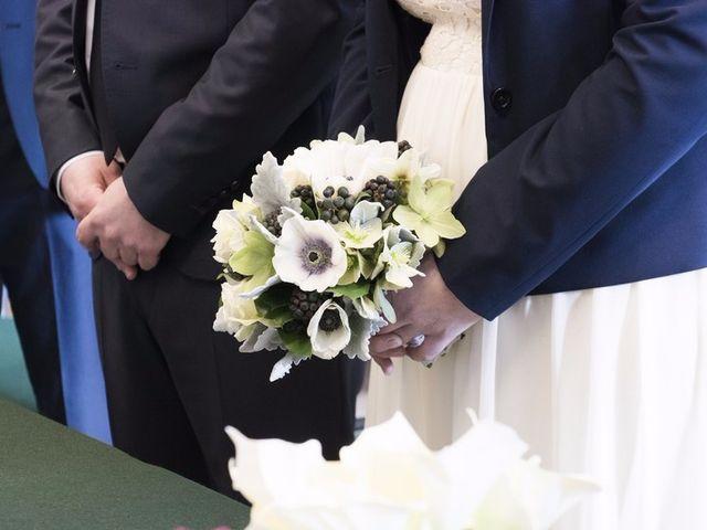 Le mariage de Justine et Cyril à Soignolles, Calvados 5