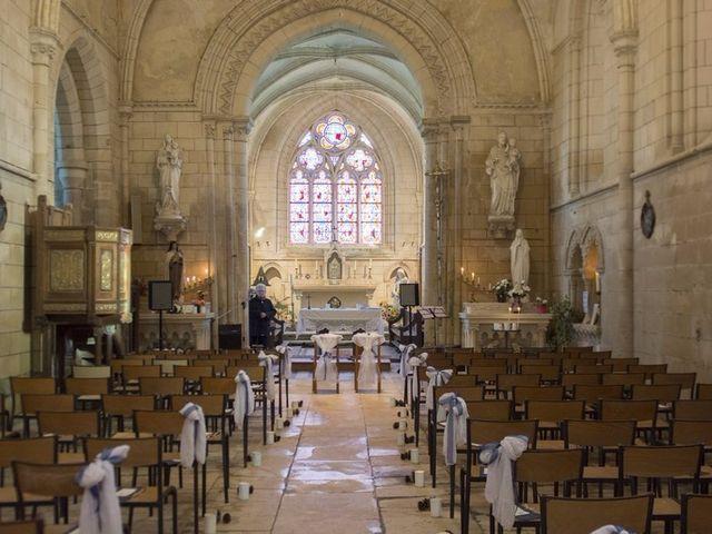 Le mariage de Justine et Cyril à Soignolles, Calvados 7