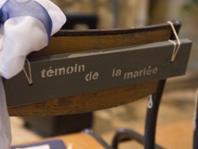 Le mariage de Justine et Cyril à Soignolles, Calvados 8