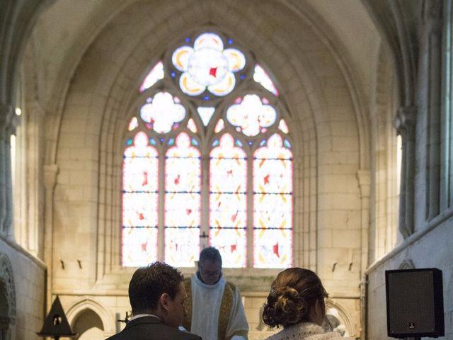 Le mariage de Justine et Cyril à Soignolles, Calvados 10