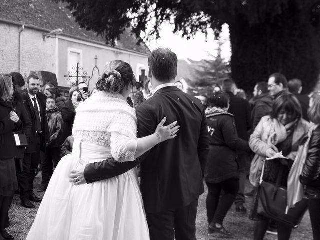 Le mariage de Justine et Cyril à Soignolles, Calvados 1