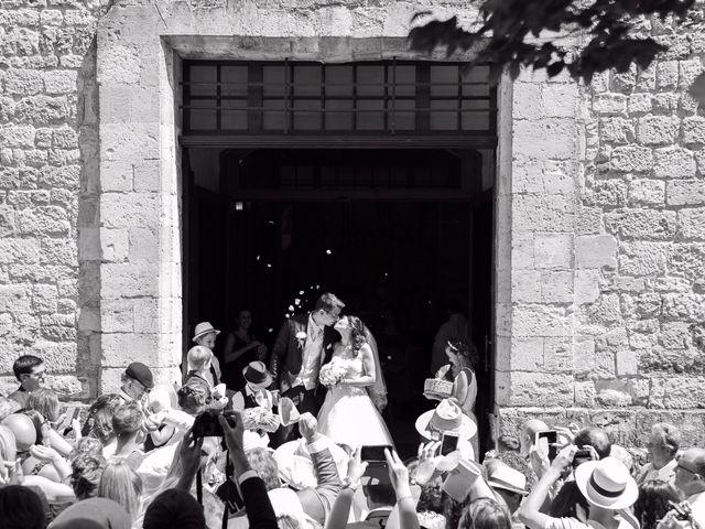 Le mariage de Etienne et Marie-Adeline à Bergerac, Dordogne 23