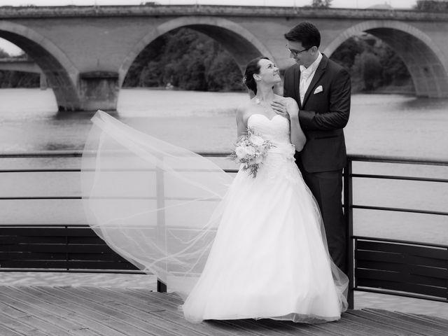 Le mariage de Etienne et Marie-Adeline à Bergerac, Dordogne 30