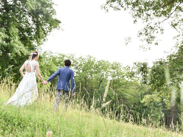 Le mariage de Julien et Eve à Bergerac, Dordogne 11