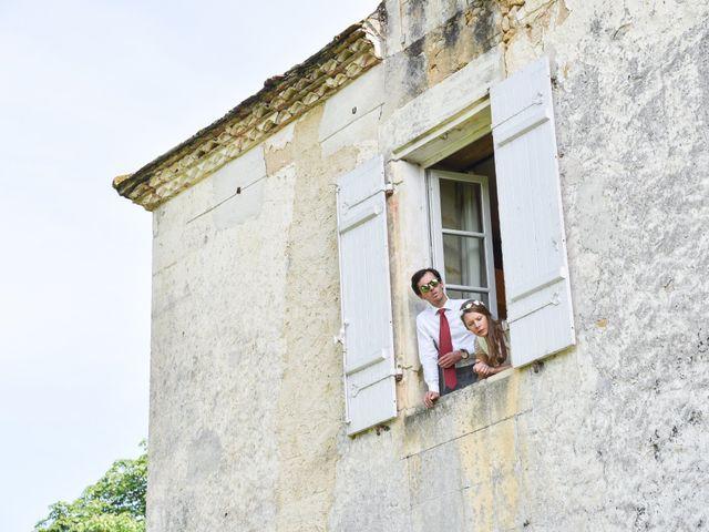 Le mariage de Julien et Eve à Bergerac, Dordogne 12