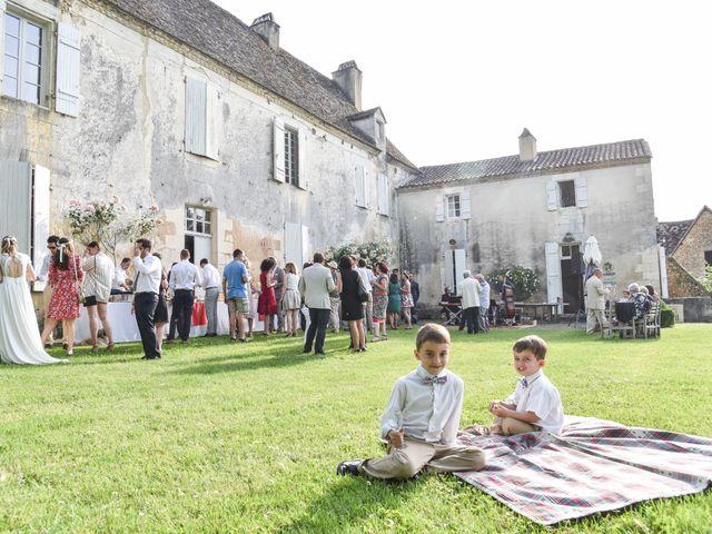 Le mariage de Julien et Eve à Bergerac, Dordogne 14
