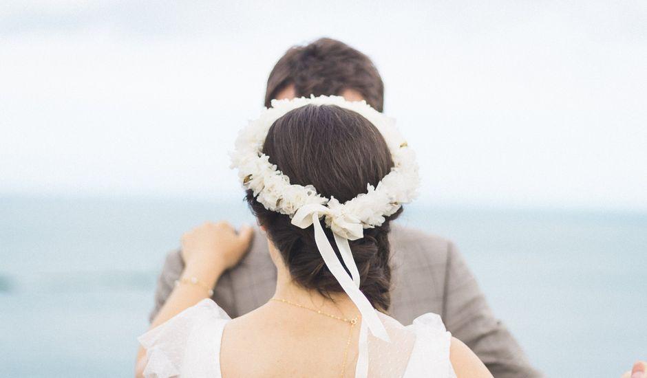 Le mariage de Sébastien et Alexandra à Guimaëc, Finistère