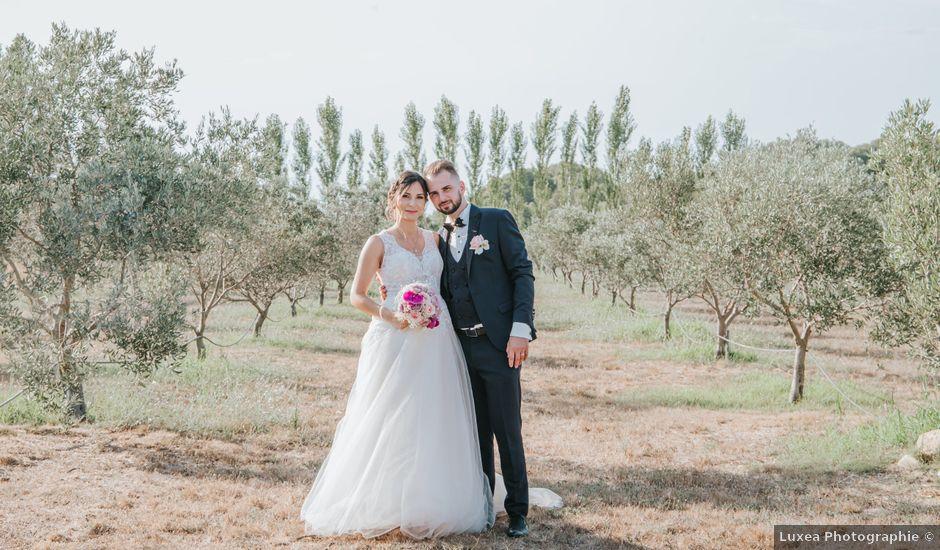 Le mariage de Anthony et Mathilde à Istres, Bouches-du-Rhône