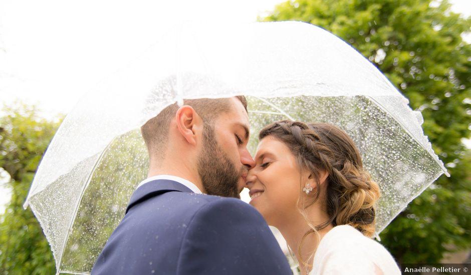 Le mariage de Thomas et Adeline à Rully, Oise