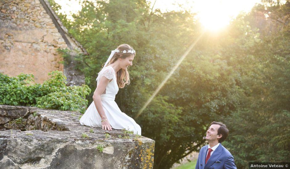 Le mariage de Julien et Eve à Bergerac, Dordogne