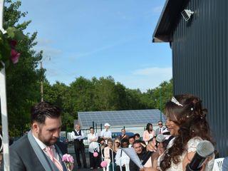 Le mariage de Hanna  et Julien 1