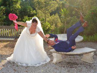 Le mariage de Stéphanie et Denis