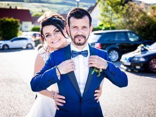 Le mariage de Sandra et José