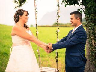 Le mariage de Cindy et Joel