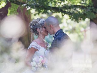 Le mariage de Floriane et Mathieu
