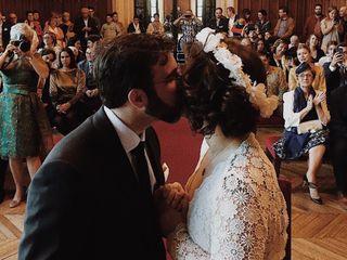 Le mariage de Rafaela et Jérôme