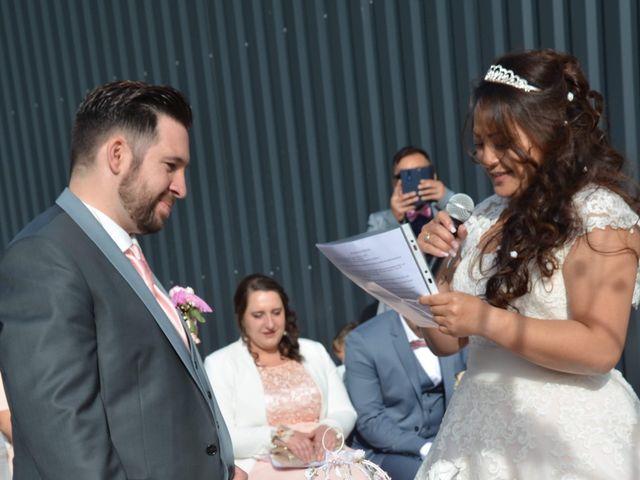 Le mariage de Julien et Hanna  à Bourges, Cher 4