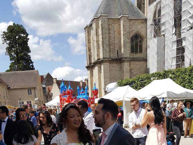 Le mariage de Julien et Hanna  à Bourges, Cher 5