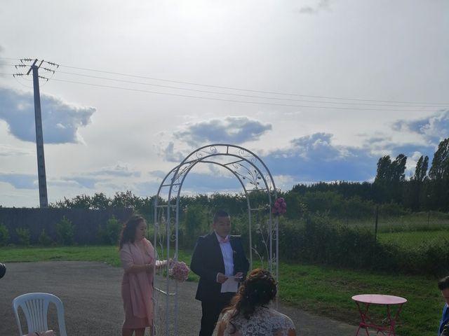Le mariage de Julien et Hanna  à Bourges, Cher 11