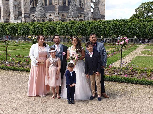 Le mariage de Julien et Hanna  à Bourges, Cher 17