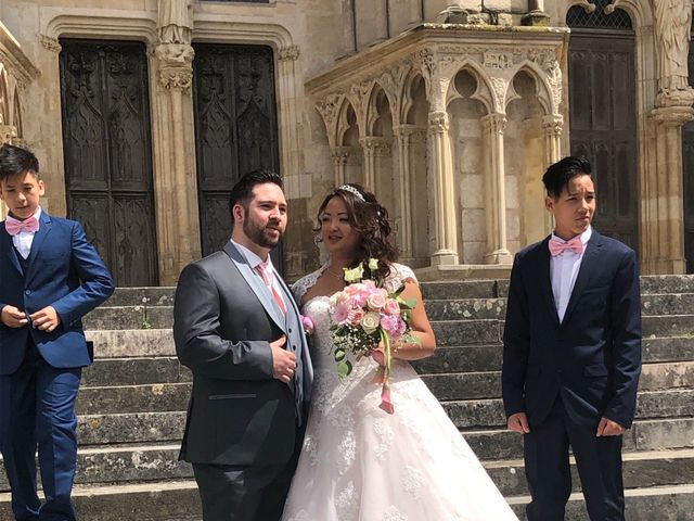 Le mariage de Julien et Hanna  à Bourges, Cher 18
