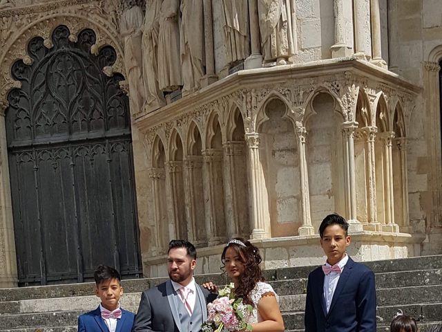 Le mariage de Julien et Hanna  à Bourges, Cher 27