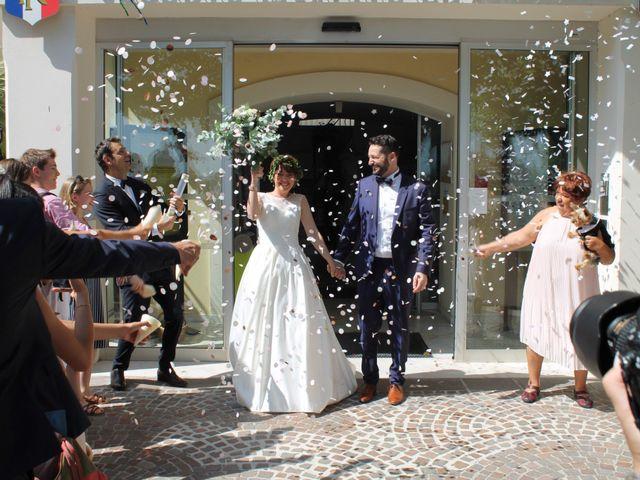 Le mariage de Fabrice et Candy à Sainte-Maxime, Var 14