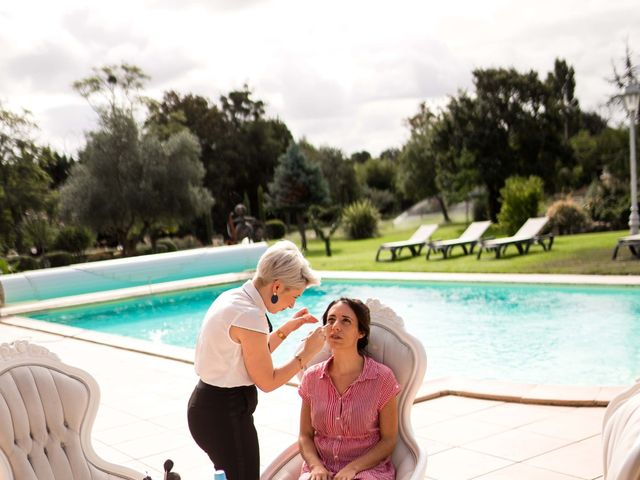 Le mariage de Thomas et Karine à Launaguet, Haute-Garonne 3