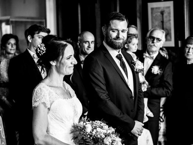 Le mariage de Thomas et Karine à Launaguet, Haute-Garonne 44
