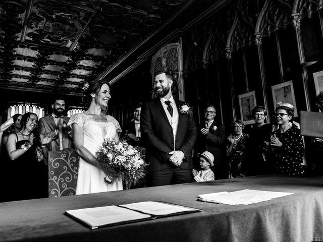Le mariage de Thomas et Karine à Launaguet, Haute-Garonne 48