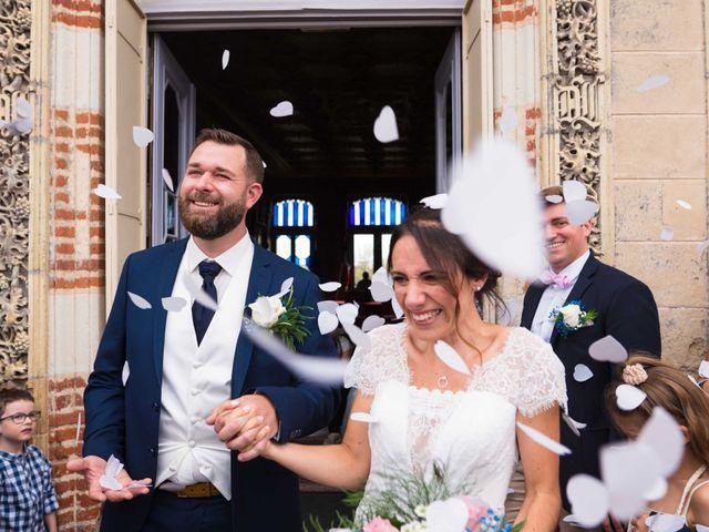 Le mariage de Thomas et Karine à Launaguet, Haute-Garonne 54