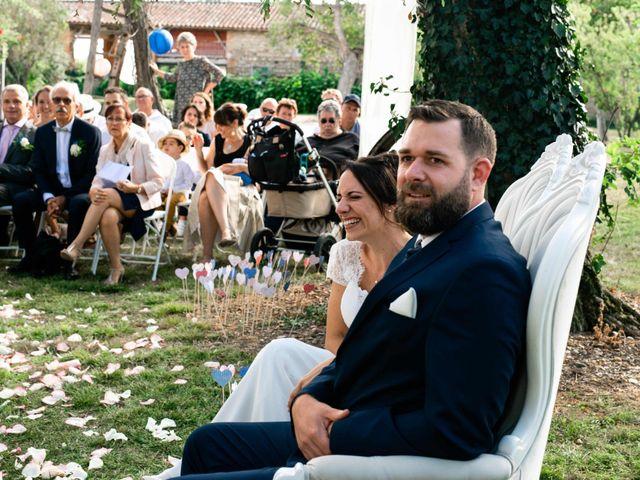 Le mariage de Thomas et Karine à Launaguet, Haute-Garonne 64