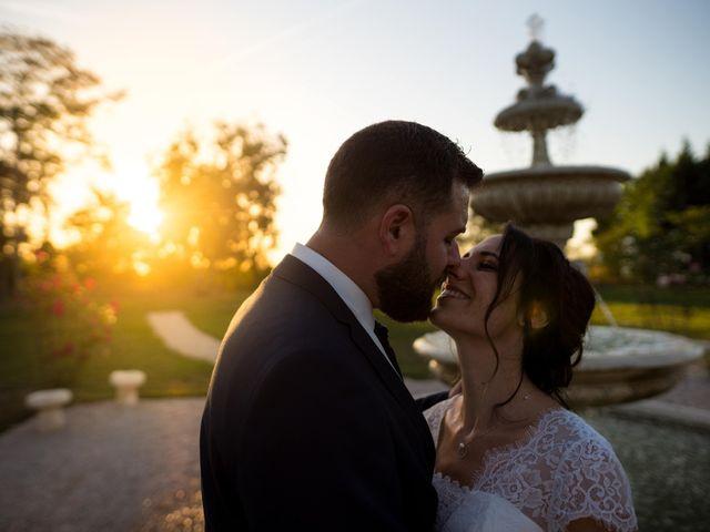 Le mariage de Karine et Thomas