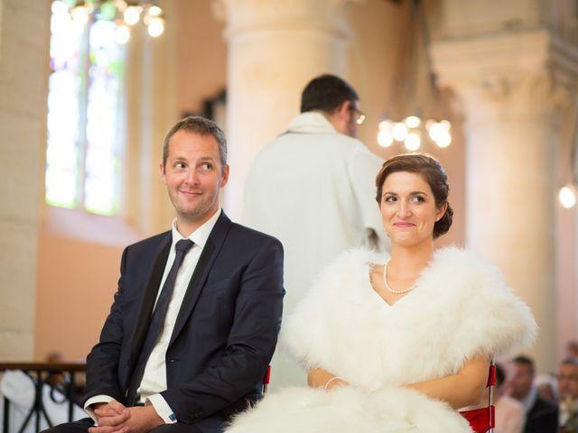 Le mariage de Virginie et Guillaume