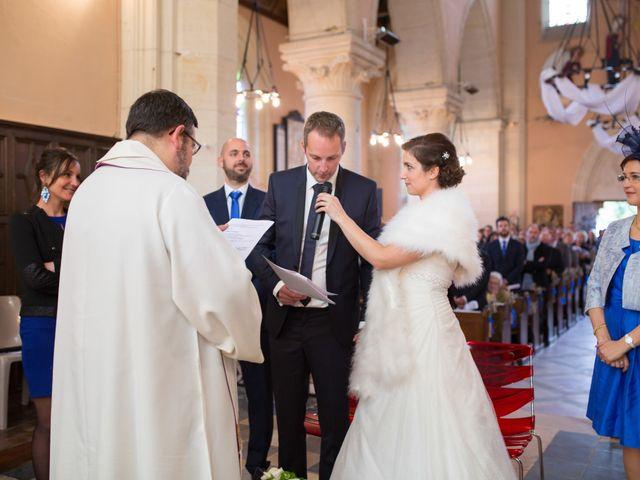 Le mariage de Guillaume et Virginie à Vironchaux, Somme 72